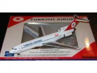Boeing 727-200 Turkish Airlines TC-JCK