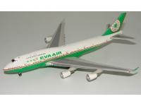 Boeing 747-400 Eva Air B-16401