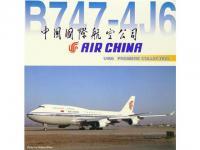 Boeing 747-400 Air China