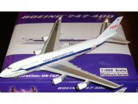 Boeing 747-400 Thai retro 50th HS-TGP
