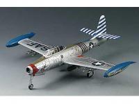 F-84 Thunderjet, 36 FBW, Col. Robert Scott