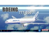 Boeing 777-200 Werksbemalung Boeing