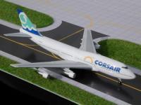 """Boeing 747-300 Corsair """"Sun"""" F-GSUN"""