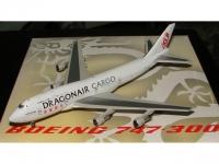 Boeing 747-300 Dragonair Cargo B-KAB