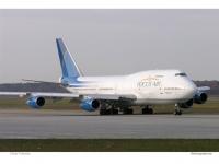Boeing 747-300SF Focus Air N354FC