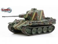 Zwilling Flakpanzer 5,5cm, 1945