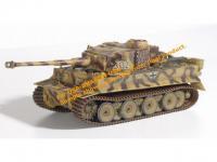 Tiger I 3./sPzAbt 502, Ostfront 1944
