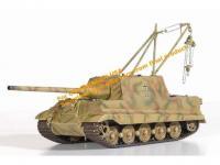 Jagdtiger mit 2t-Kran, SPzJgAbt 653, 1945