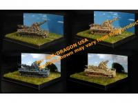 Ueberschwerer Mörser, Gerät 040/041 - mit Diorama
