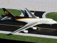 Boeing 747-400 UPS N572UP