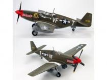 """P-51B Mustang """"Shangri-La"""" Capt. D.Gentile"""