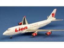 Boeing 747-400 Lion Air PK-LHF