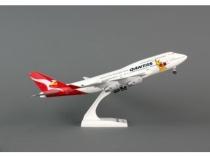 "Boeing 747-400 Qantas ""Boxing Cangaroo"" VH-OJU"