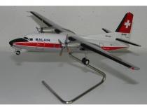Fokker 27 Balair - HB-AAU