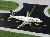 """A319 Mexicana """"felicidades"""" N750MX"""