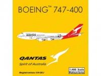 Boeing 747-400 Qantas VH-OEJ