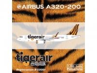 A320 Tigerair (Taiwan) B-50001