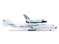 An-225 mit Shuttle Buran