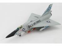 F-106 A Delta Dart 318th FIS, McChord AFB 1983