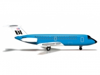 BAC-1-11 Braniff International (blue)