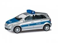 MB B-Klasse Polizei Bremen