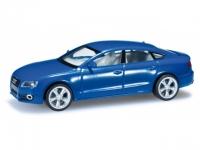 Audi A5 Sportback, kobaltblau