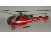 Alouette III Rega HB-XNN