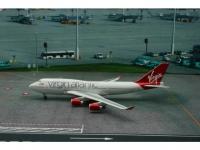 Boeing 747-400 Virgin Atlantic G-VAST