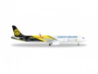 "A321 Turkish Airlines ""BVB 09 Borussia Dortmund"""