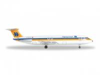 BAC 1-11-500 Hapag Lloyd D-ALFA