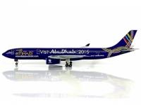 "A330-300 Etihad Airways ""Visit Abu Dhabi"""