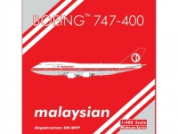 Boeing 747-400 Malaysia - 9M-MPP