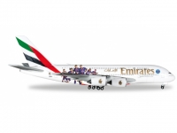 "A380 Emirates A6-EOT ""Paris St Germain"""
