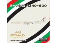 A340-600 Etihad Abu Dhabi Grand Prix 2016 A6-EHL