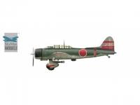 Aichi D3A1 Val AI-251 Battle of Midway, Träger Akagi
