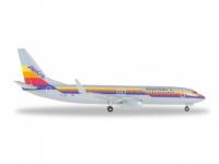 Boeing 737-800 American / Air Cal heritage N917NN