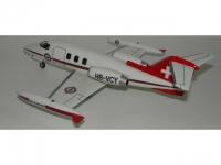 Learjet Rega HB-VCY