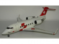 CL-601 Challenger Rega HB-JRA