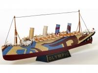 RMS Olympic (Truppentransporter 1. Weltkrieg) 1:1750