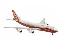 Boeing 747-8i Werksbemalung