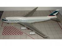 Boeing 747-400 Cathay Pacific B-HUG