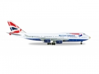 """Boeing 747-400 British Airways """"victoRIOus"""" G-CIVA"""
