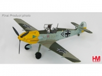 Messerschmitt Bf-109E-4 JG2 Major Helmut Wick, 1940