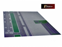 Diorama Authentic Airport Layout Sheet 1:200 und 1:400