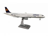 """A321 Lufthansa D-AIRR """"Wismar"""" 25 Jahre Kranichschutz"""