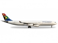 "A340-300 South African Airways ""N.Mandela Day"" ZS-SXF"