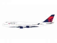 Boeing 747-400 Delta (Final Flight) N662US