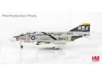 F-4N Phantom II USN VF-84 Jolly Rogers USS Roosevelt 1975