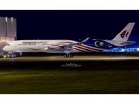 """A350-900 Malaysia Airlines """"Negaraku"""" 9M-MAC 1:200"""