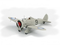 Boeing Model 281 Chinese Air Force 17th Sqn